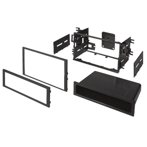 Multi-DIN Dash Installation Kit for Honda® and Acura® 1986 to 2012