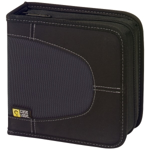 Nylon CD Wallets (32 Disc)
