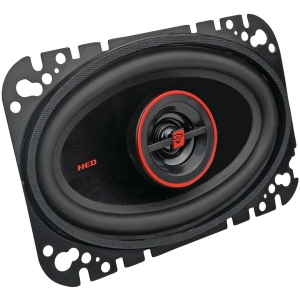 "HED® Series 2-Way Coaxial Speakers (4"" x 6"", 275 Watts max)"