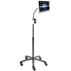 Heavy-Duty Security Gooseneck Floor Stand for...