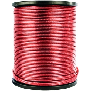 Elite Superflex Soft-Touch Power Wire (8 Gauge, Red, 250 Feet)