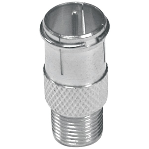 Push-on F-Connectors, 100 pk