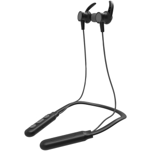 Flex Neck Band Sport Series Bluetooth Earbuds with Microphone (Gray)
