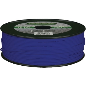18-Gauge Primary Wire, 500ft (Blue)