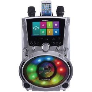 All-in-One Multimedia Wi-Fi® Karaoke System