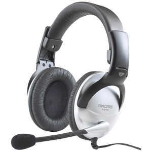 SB45 Full-Size Over-Ear Communication Headphones