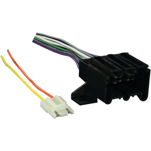 2-Pin into Car Harness for 1973 through 1993 GM®