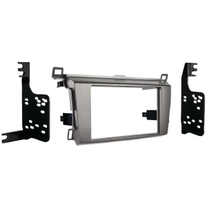 Double-DIN Installation Kit in Gray for 2013...