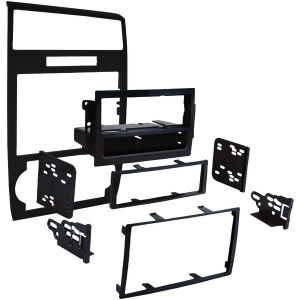 Single-DIN/Double-DIN Installation Kit in Matte...