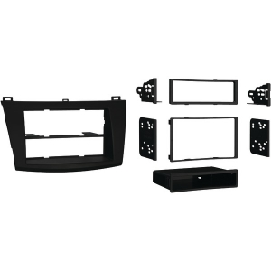 Single- or Double-DIN Installation Kit for 2010 through 2013 Mazda® 3