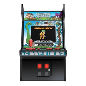 Caveman Ninja Micro Player