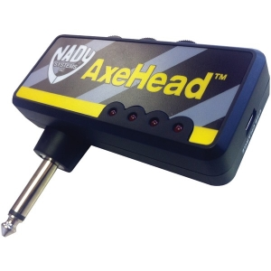 AxeHead Mini Headphone Guitar...