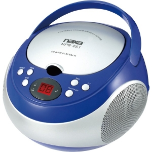 Portable CD Player with AM/FM...