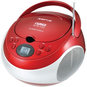 Portable CD/MP3 Players with...