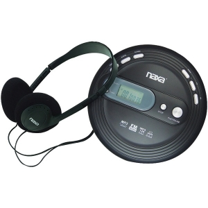 Slim Personal CD/MP3 Player...