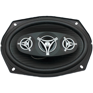 "Edge Series Coaxial Speakers (6"" x 9"", 4 Way, 800..."