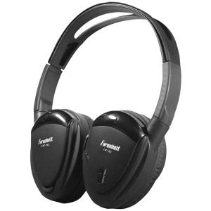 1-Channel Wireless IR Headphones for Power...