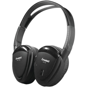 2-Channel Wireless IR Headphones for Power...