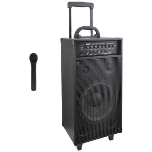 Wireless Portable Bluetooth® PA Speaker System