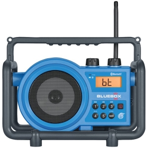 BlueBox AM/FM Ultra-Rugged...