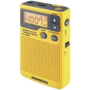 Digital AM/FM Pocket Radio...