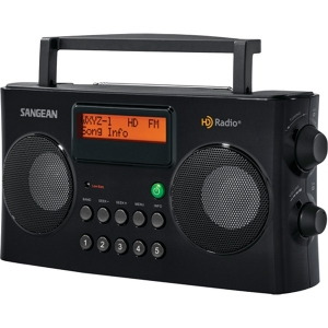 AM/FM HD Portable Radio