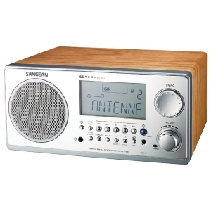 Digital AM/FM Stereo System with LCD & Alarm...