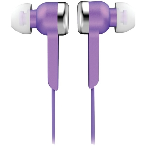 IQ-113 Digital Stereo Earphones (Purple)