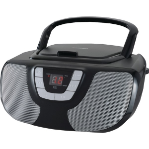 Portable CD Radio Boom Box...
