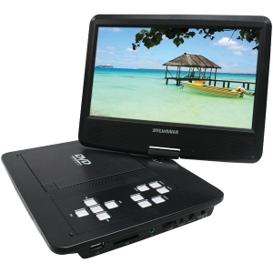 "10"" Swivel-Screen Portable..."