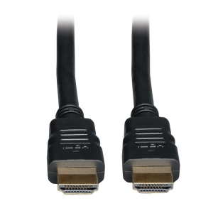 High-Speed HDMI® Cable with Ethernet (25ft)