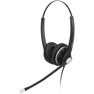 Wideband Binaural Headset