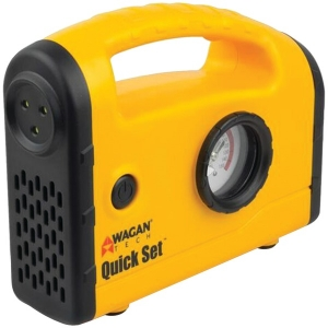 Quick Set™ Inflator Compressor with Auto...